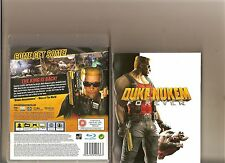 DUKE NUKEM FOREVER PLAYSTATION 3 PS3 PS 3 RATED 18