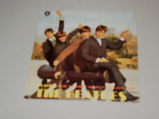 THE BEATLES - RARE NUMBERED MAXI SINGLE CARDBOARD SLEEVE - MADE IN SWEDEN - 1993