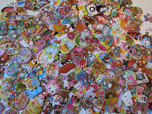 Kawaii Sticker Flakes
