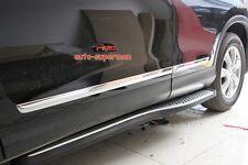 Chrome Side door Body molding mouliding trims For HONDA CR-V CRV 2013