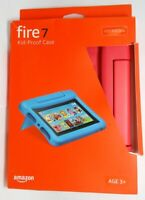 Amazon - Kid-Proof Case for Amazon Fire 7 (9th Gen - 2019 Release) - Punch Red