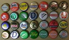KRONKORKEN, Bottle CAPS  28 Stück aus der Karibik