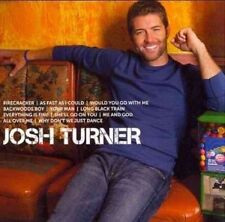 Icon by Josh Turner CD 602527634173