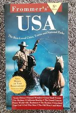 Frommer's USA Travel Book, 5th Edition Paperback