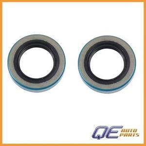 2 Rear Isuzu Hombre Mazda B2300 B3000 B4000 Wheel Seal SKF 8260291390 / 13992