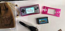 Nintendo gameboy micro Pink