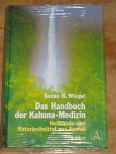 Das Handbuch der Kahuna-Medizin  NEU OVP Suzan H. Wiegel Hawaii NaturHeilkunde