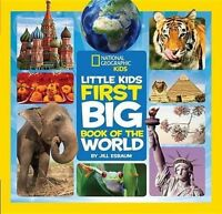 Little Kids First Big Book Of The World (National Geographic (HC) 1426320507