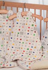 Babyschlafsack Schlafsack Kindeschlafsack FANTASIA Prolana 110 cm, Bio-Baumwolle