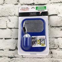 Five Star Mirror/Dry Erase Board Storage Pocket Locker Organization Magnetic