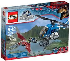 LEGO Jurassic World 75915 - Pteranodon Capture * NEW & SEALED * SHELF WEAR *
