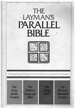The Layman's Parallel Bible, soft cover, 1973