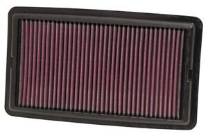 K&N Performance Replacement Drop In Panel Air Filter 2014-2015 Acura MDX 3.5L V6