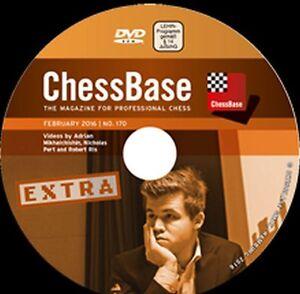 ChessBase Magazin / Magazine - Extra Nr. 170 - NEU / NEW - Schach / Chess