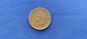 USA 1865 1 CENT ONE CENT INDIAN HEAD - NICE