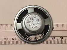 Lionel part ~ Kobe Tone / 8^ 0.2W/ 80301 Speaker