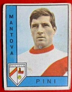 PINI,MANTOVA  FIGURINA COLLEZIONE PANINI 1962/63