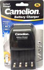 CAMELION 4 PORT AAA OR AA BATTERY CHARGER