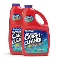 RUG DOCTOR Oxy-Steam 48 Oz. Carpet Cleaner - 2 Pk.