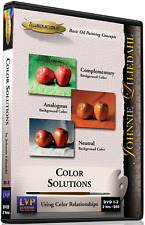 Johnnie Liliedahl: Color Solutions - Art Instruction DVD