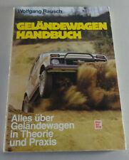 Geländewagen Handbuch Mercedes G-Modell Lada Niva Nissan Patrol u.a.