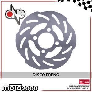 DISCO FRENO ANTERIORE A 4 FORI PER MBK CW BOOSTER 50 DAL 2001 AL 2002