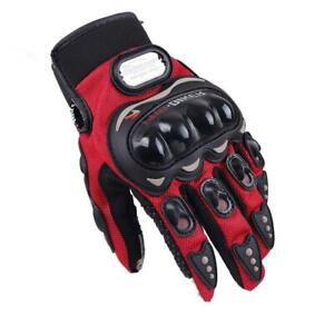 Motorcycle Gloves Moto Bicycle Breathable Cycling Glove Bike Motocross Men Women