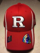 Adult Rutgers Scarlet Knights Hat One-Fit Cap by Top of the World - NWT