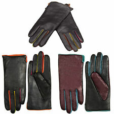 Mywalit Leather Gloves Various colours - New With Tags