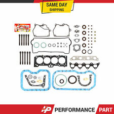 Full Gasket Set Head Bolts for 93-97 Toyota Corolla Celica Geo Prizm 1.8L 7AFE