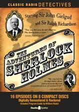 The Adventures of Sherlock Holmes (Old Time Radio) (Classic Radio Detectives)