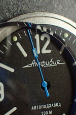 THE.BURAN.CLASSIC - BLUE - VOSTOK SECOND HAND WH.S-03-B
