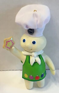 2006 American Greetings Pillsbury Doughboy Christmas Ornament