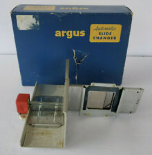 Vintage Argus Automatic Slide Changer w/ Original Box
