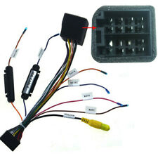 Car Stereo Dvd Iso Wiring Harness Connector 20 Pin Withrear View Camera Adapter Fits 1997 Toyota Corolla
