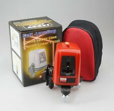 A8827D 3 Lines 3 Point Self Leveling Cross Laser Level 360 Degree Indoor Outdoor