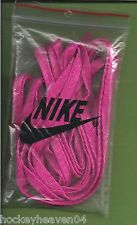 "NEW Nike 73"" inch FLAT PINK High Top Shoelace"