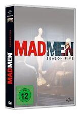 4 DVD-Box ° Mad Men ° Staffel 5 ° NEU & OVP