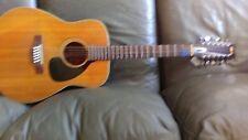yamaha acoustic 12 string guitar fg230