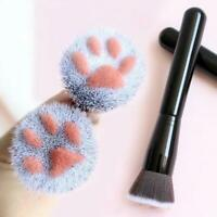 Beauty Makeup Tool Katzenpfote Faser Make-up Pinsel Foundation Pinsel Conc Nett