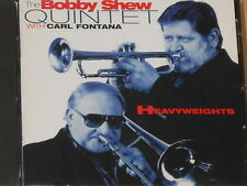 THE BOBBY SHEW QUINTET -Heavyweights- CD