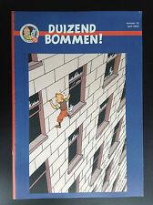 Revue Duizend Bommen N°16 2004 750 ex TBE No Amis de Hergé Tintin Kuifje