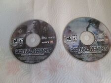 Metal Heart: Replicants Rampage (PC, 2005)   FREE SHIPPING