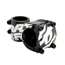 RaceFace Chester MTB Downhill Bike Bicycle Stem 31.8x50mm +/- 8 degree Black