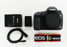 # Canon EOS 5D Mark III 22.3MP Digital SLR Camera - Black S/N 0991