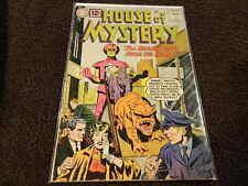 """1962 DC Comics HOUSE OF MYSTERY #119 """"The Deadly Gift From The Stars"""" - Good+"""