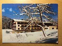 Wallberg-Sanatorium , Rottach-Egern ,1988 gelaufene AK