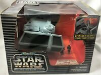 Micro Star Wars: Darth Vader's Tie Fighter ft. Darth Vader and Imperial Pilot