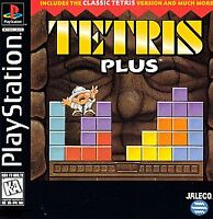 Tetris Plus (PlayStation 1, PS1) Disc Only, Tested, Fast Free Shipping!
