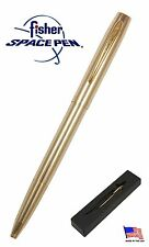 Fisher Space Pen / #M4G Gold  Cap-O-Matic Pen
